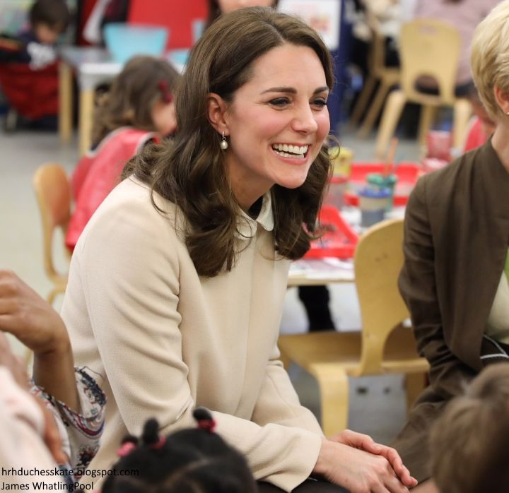 Duchess Kate: Kate Reveals William Found Parenthood Difficult Initially During Family Action Engagement!