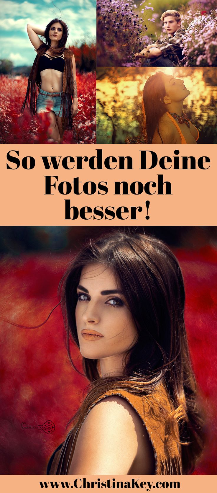 """Fotografie Tipps: Ich zeige Dir, wie Du ganz einfach noch mehr aus Deinen Fotos holst und somit noch mehr """"Wows"""" und """"Ahhs"""" bekommst! Dieser Foto Tipps Artikel ist sowohl für Fortgeschrittene und Anfänger der Fotografie, sowie für die Experten unter uns. // Artikel verfasst von CHRISTINA KEY - dem Fotografie-, Mode-, Blogger Tipps und Food Blog aus Berlin"""