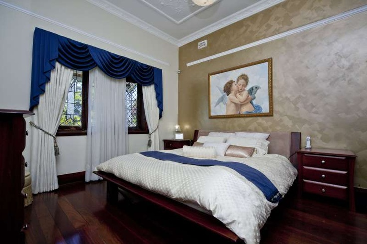 The serene master bedroom, Bayswater project