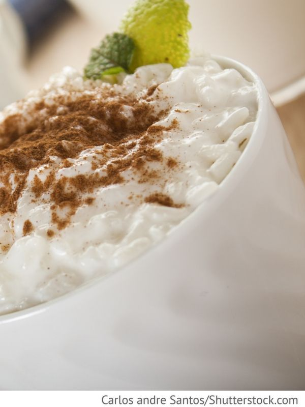 Milchreis Risovaja kascha - Рисовая каша - Russische Rezepte