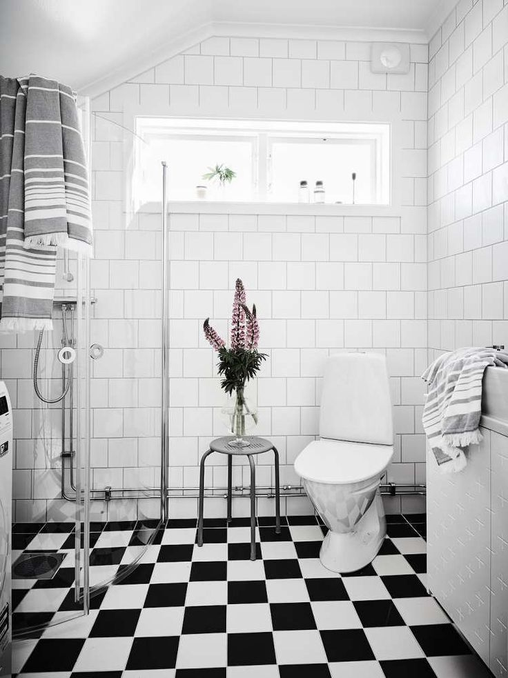 Эта скандинавская квартира разместилась в мансарде двухэтажного дома