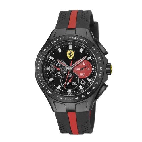 Ferrari Race Day watch - red #ferrari