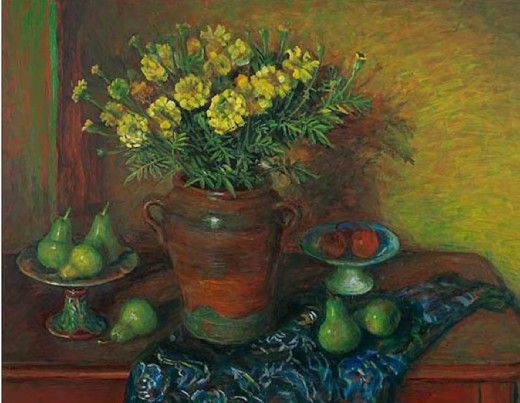 Margaret Olley - Pears