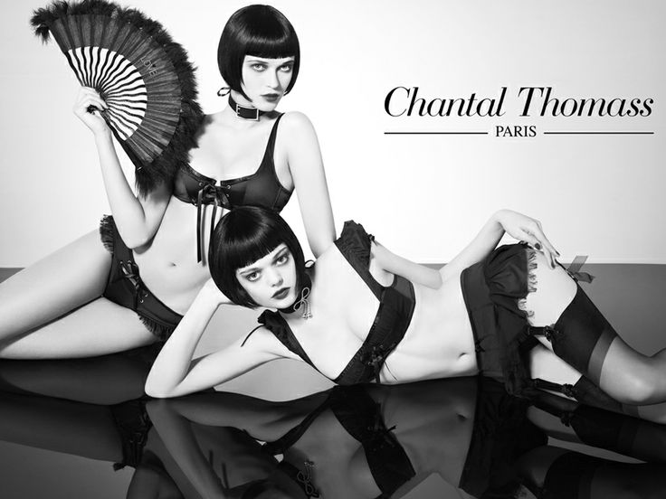 Luciana Val & Franco Musso photography - Chantal Thomas