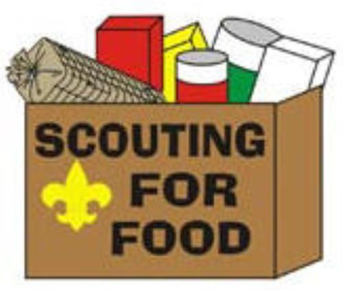 Image result for bsa scouting for food images