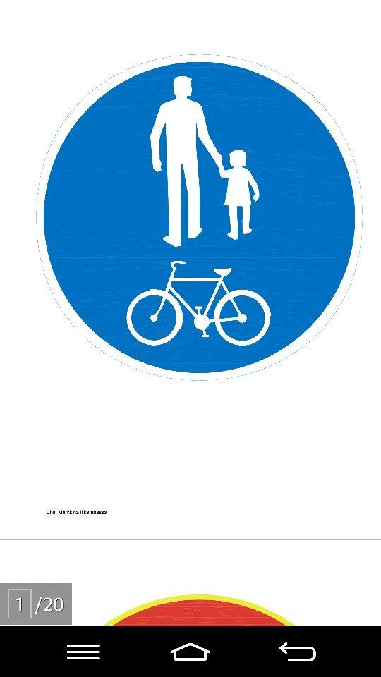 https://www.liikenneturva.fi/fi/opettajille/alakoulu/toteutusvinkkeja-kolhuitta-kouluun-i Liikennemerkkejä luokitteluharjoituksiin. Tulosta esim. 9 sivua/paperi. Merkkinä liikenteessä, materiaali.