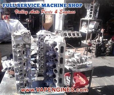 automotive machine shop los angeles