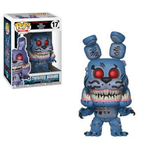 Funko pop. FNAF. Twisted Bonnie.