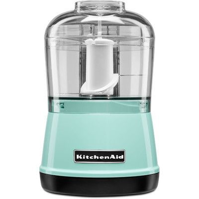 KitchenAid 3.5-Cup Food Chopper Color: Ice Blue