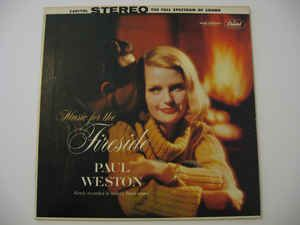 Paul Weston And His Orchestra - Music For The Fireside at Discogs