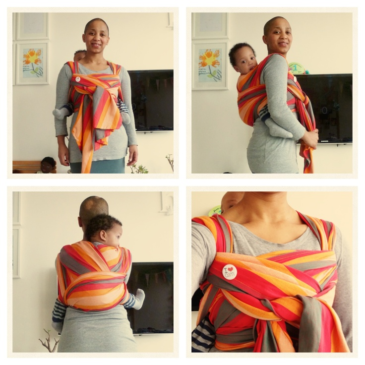Thanks to this youtube video http://youtu.be/hgB9AUDUwCE  wearing in a Jordan's Back Carry (JBC). The #wrap I'm using is a size M Lenny Lamb Autumn (from babydanii.nl). I think this is a perfect toddlercarry!    ♥ #toddlerwearing