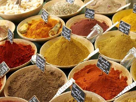 Indian Spice!