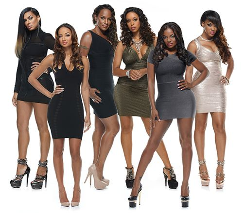Basketball Wives L.A.- Brooke Bailey and Draya is the only reason I watch no lie!