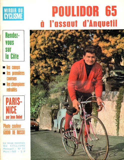 17 best images about raymond poulidor on pinterest for Miroir du ciclisme