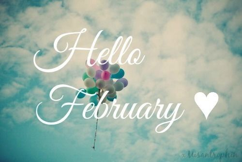 Hello February month february quotes hello february hello february quotes welcome february