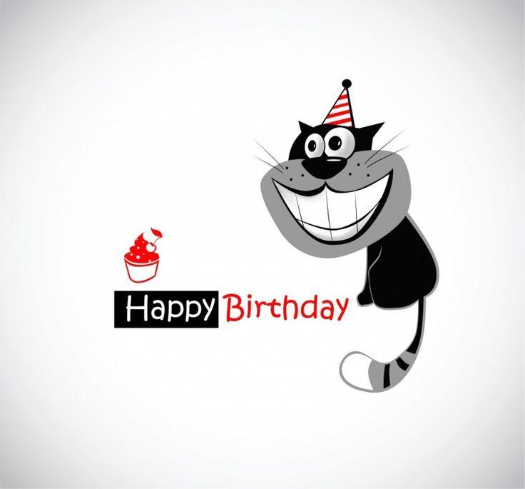 Best 25+ Happy Birthday Cats Ideas On Pinterest