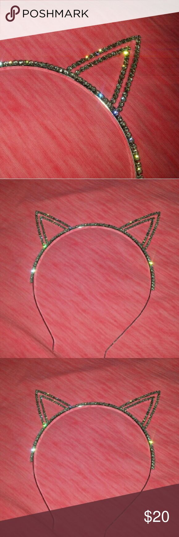 how to wear cat ears headband