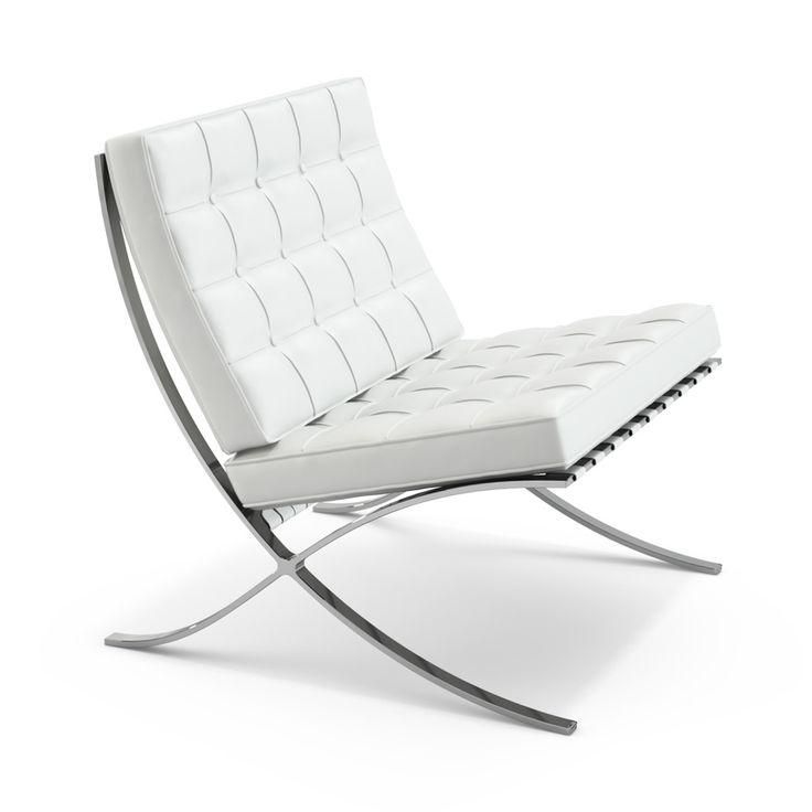 barcelona chair knoll design fabulous chairs pinterest. Black Bedroom Furniture Sets. Home Design Ideas