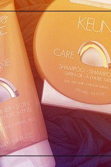 Shampoo e conditioner fanno parkeune-shampoote della linea Care Line-Satin Oil di Keune: una linea completa a base di minerali essenziali, provitamina B5, yangu e olii di maracuja e di semi di papaya. Studiati per la cura dei capelli danneggiati, tutti i prodotti della linea hanno un potente effetto nutriente che lascia i capelli idratati e setosi.