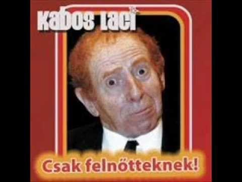 Kabos Laci - Potencianövelő - YouTube