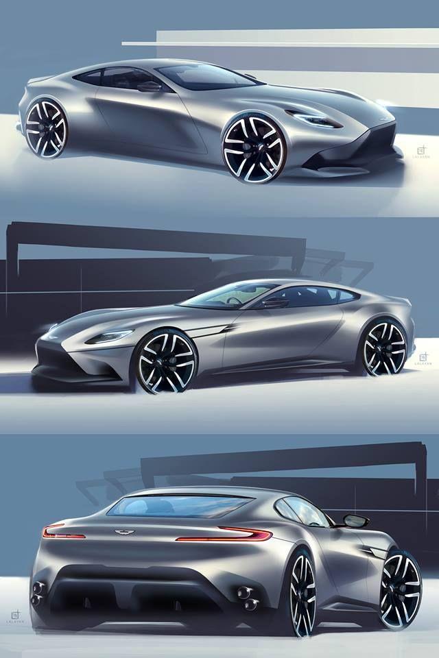 Aston Martin Concept With Images Supercar Design Concept Car