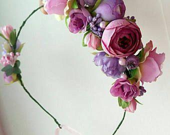 ¡ENVÍO GRATIS! Greelnery corona suculentas florecen diadema nupcial corona rústico verano boda pelo corona bohemio casco
