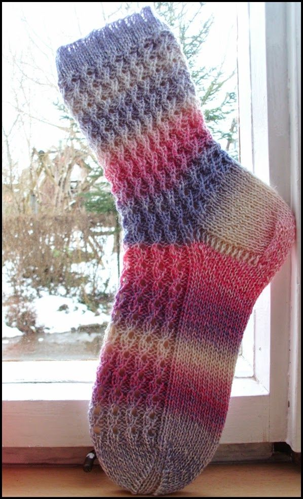 30 best Socken stricken images on Pinterest | Knitting stitches ...