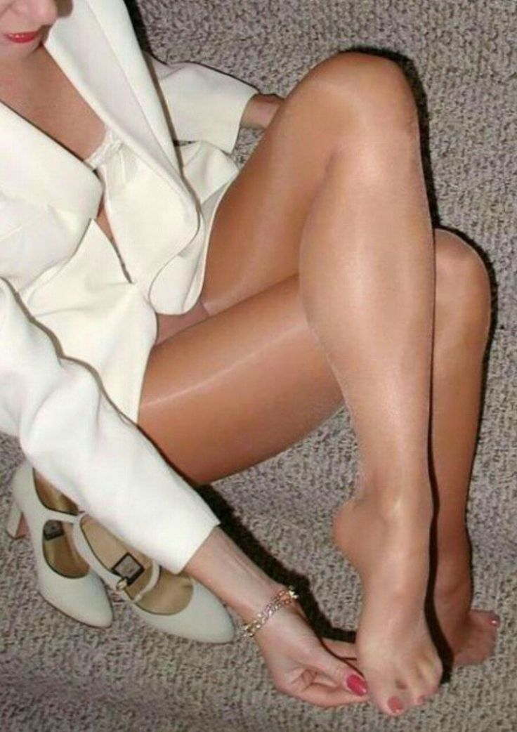 Pantyhose Nylons Feet Toes Legs Amateur