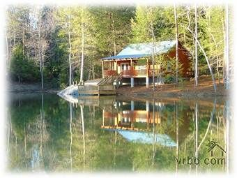 Romantic Tennessee Cabin Near Monterey, Crossville, Cookville   Muddy Pond, Tennessee Vacation Rental by Owner Listing 88621
