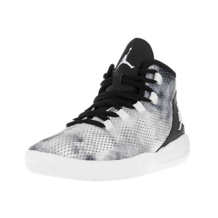 Nike Jordan Kids Jordan Reveal Premium /White/Infrared 23 Basketball Shoe