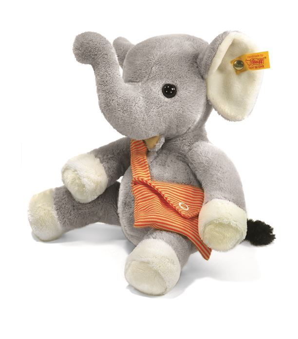 Steiff Poppy Elephant (26cm) available to buy at Harrods.Shop toys online and earn Rewards points.