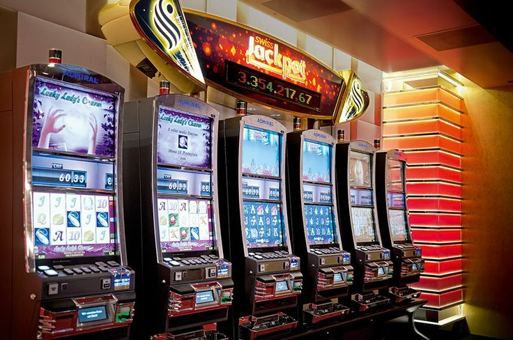 Swiss Casinos, Switzerland's largest casino with roulette, black jack, poker & 400 slot machines is the perfect place for a night out after a scenic day out!