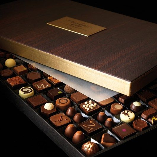 Large Chocolatier's Table Luxury Chocolate Box - Hotel Chocolat