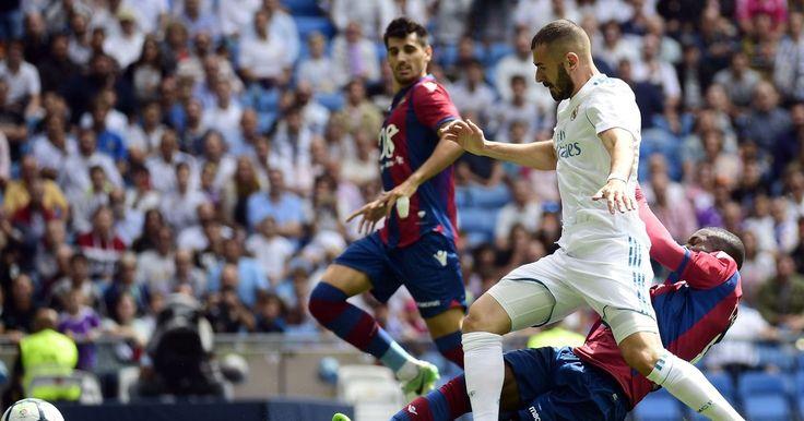 Real Madrid 0-1 Levante LIVE score and goal updates as Cristiano Ronaldo remains suspended for La Liga clash - Mirror.co.uk #757Live