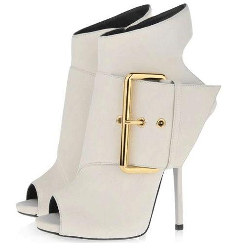 Name: Lillian White Bandege Boots Price: $84.99