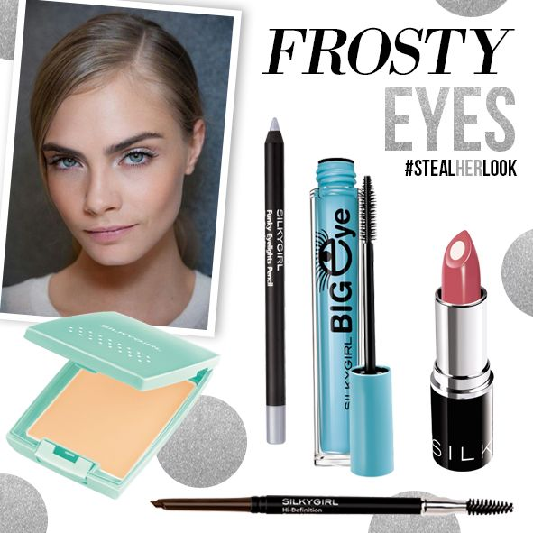 putting it on the inner corner and your waterline can make your eyes appear huge and brighter. Magic BB Oil-Control Pressed Powder Funky Eyelights 08 frosty Silver Big Eye Collagen Waterproof Mascara Moisture Balm Lipcolor 05 Lychee Available at all SILKYGIRL Counter Dept. Store, Watsons, Guardian, Century, Aveka, Dan+dan Store, Beau Shop, Boston, Berrybenka, Muslimarket.com, Mags.com, Gogobli, Orami