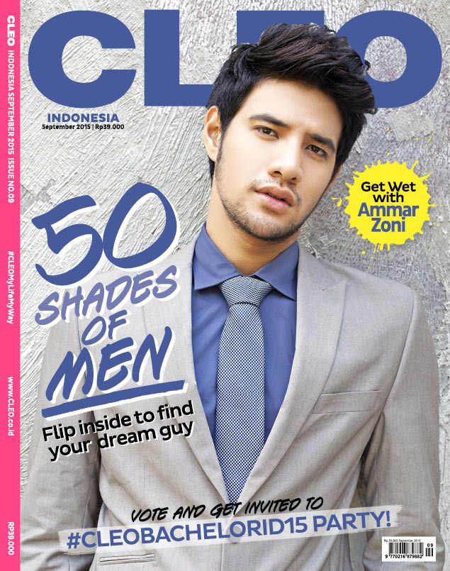 CLEO Indonesia edisi September 2015, back cover