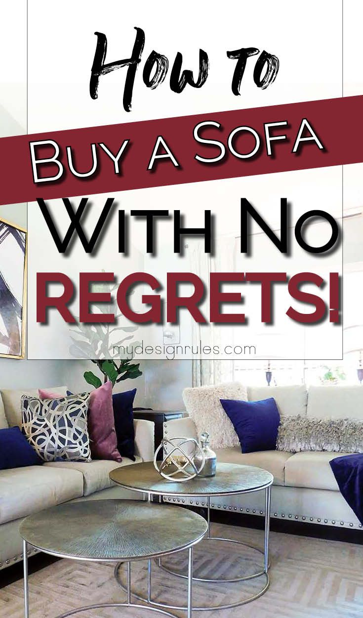 How To Choose The Perfect Sofa Diy Home Decor On A Budget Home