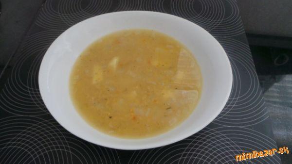 jednoducha a zdrava polievka z cervenej sosovice