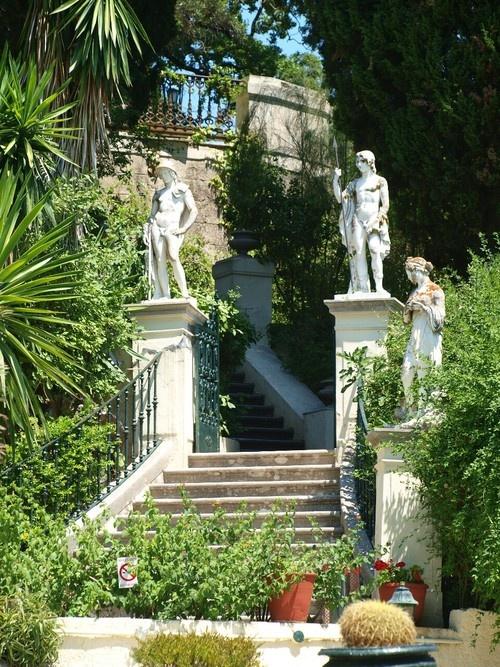 Corfu, Greece - Princess Sissy Palace