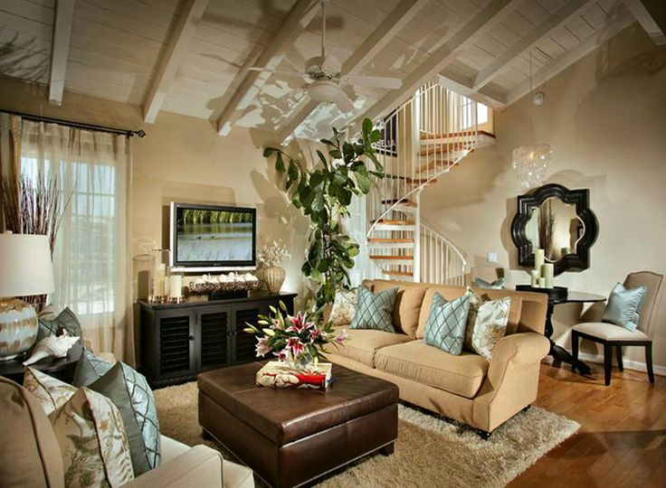 15 Best Turquoise And Cream Decor Images On Pinterest For The Home Living Room Ideas And Couches