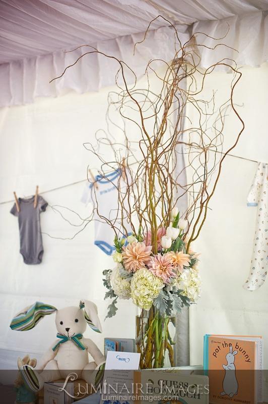 baby boy shower flower arrangement baby shower details pinterest