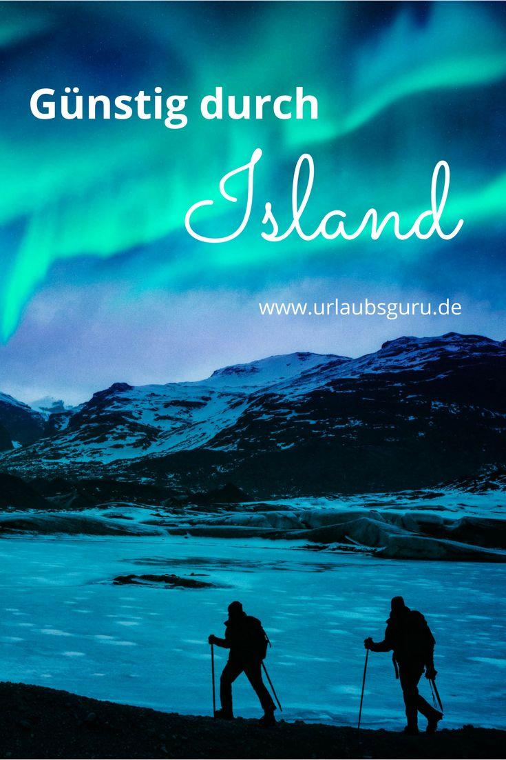 Wer würde nicht gerne nach Island reisen und dieses traumhafte Land im Norden Europas erkunden? Das muss gar nicht mal so teuer sein, wie ihr denkt! Mit diesen Tipps könnt ihr im Urlaub auf Island den ein oder anderen Euro sparen und günstiger verreisen. #island #iceland #travel #spartipps #bucketlist #reisen