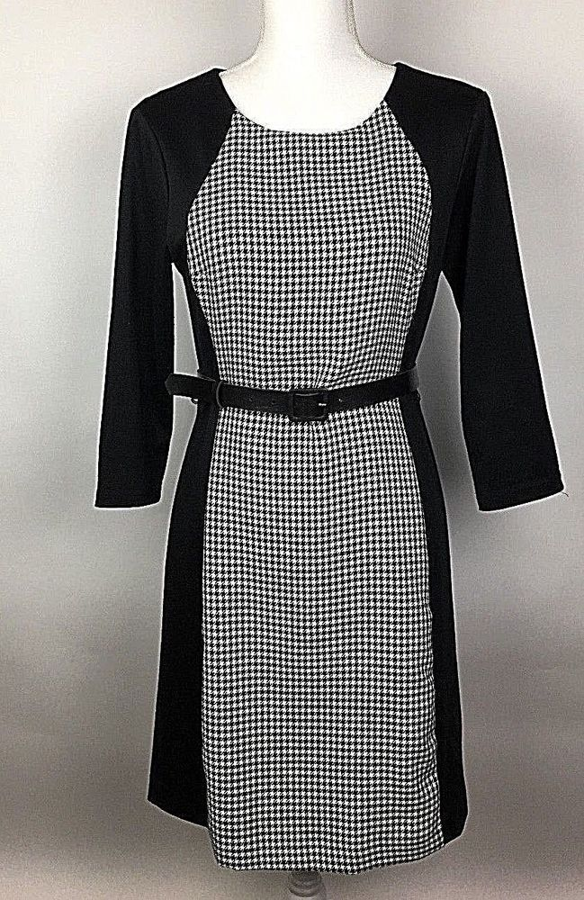dcf501224d2c Saks Fifth Avenue Size 8 Black Dress Black Label Women's Polyester Liner  Zipper #fashion #clothing #shoes #accessories #womensclothing #dresses  (ebay link)