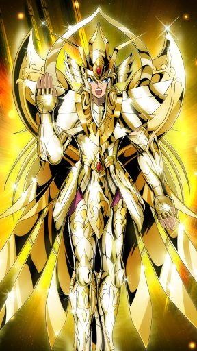 Virgo Shaka(God Cloth)- Saint Seiya - Zodiac Brave by FernanDohko