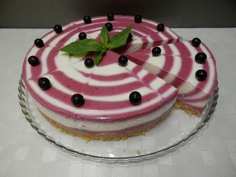 Творожный Торт без Выпечки за 15 минут. Быстро, Вкусно и Просто! - YouTube