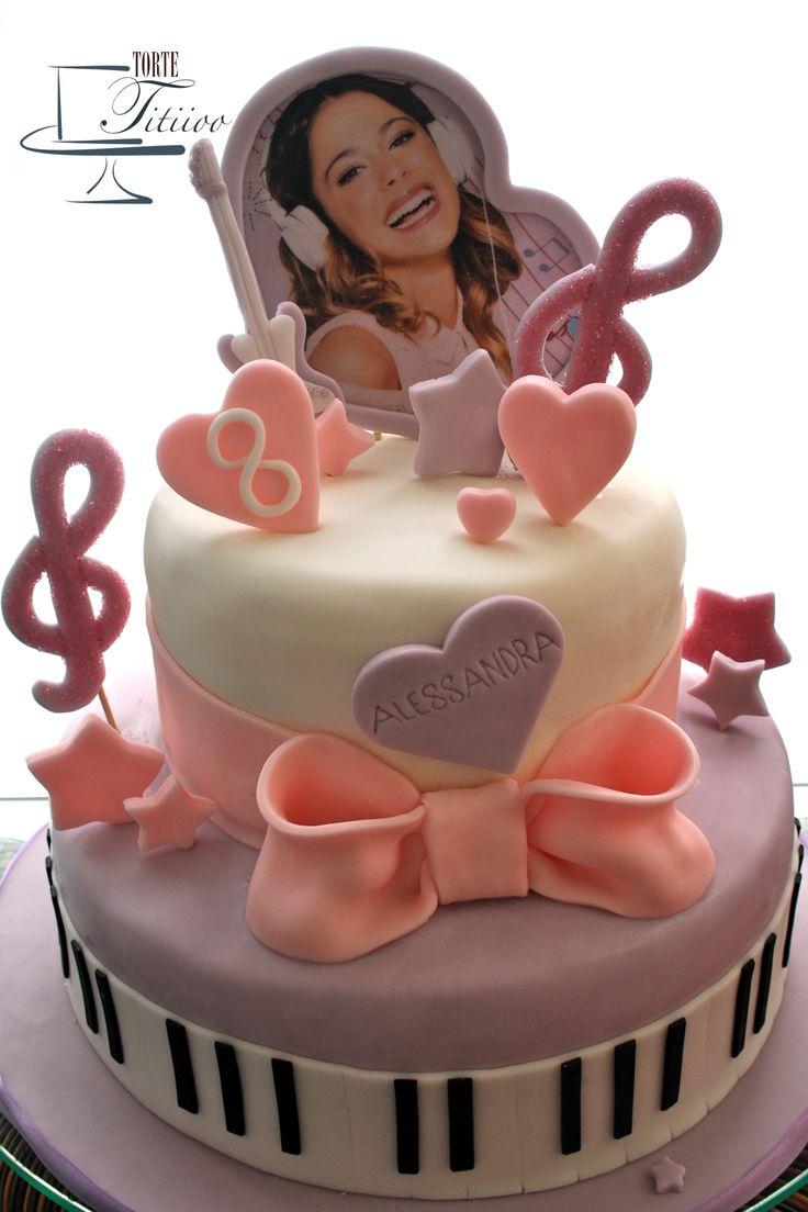 Violetta cake n.4
