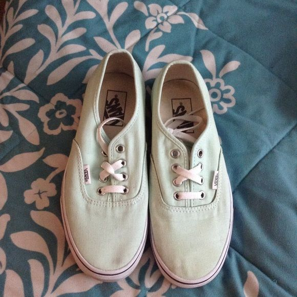 Mint Vans Like new! All wear is shown. Price is firm! Vans Shoes Sneakers