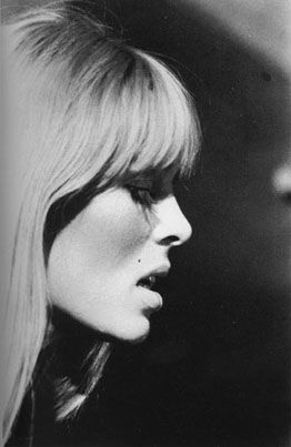 Nico (Cristha Paffgen). Billy Name Photographs, Audart Gallery, Ten Years After: The Warhol Factory