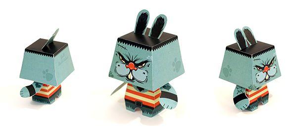 Paper Monsterz on Toy Design Served